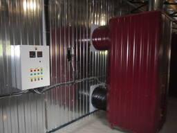 Сушильные камеры Juvenal оборудование для сушки древесины и - фото 8