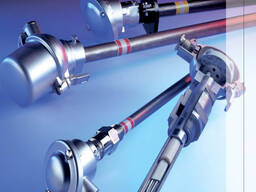 Thermocouples, thermometers Guenther, Germany