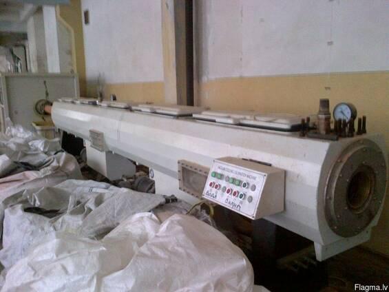 Трубная линия PVC с формовкой