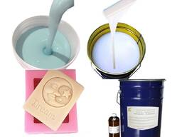 Two- component liqued silicone ruber