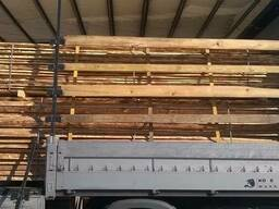 Unedged sawn timber, pine - photo 4