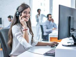 Услуги колл-центра, холодные звонки, поиск клиентов