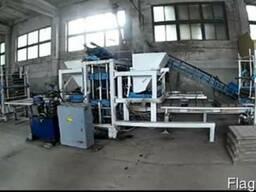 Проект по производству вибропреса-автомата