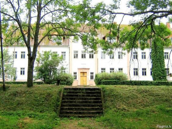 Viski estatemanor house