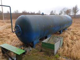 Воздушный ресивер 10 m3